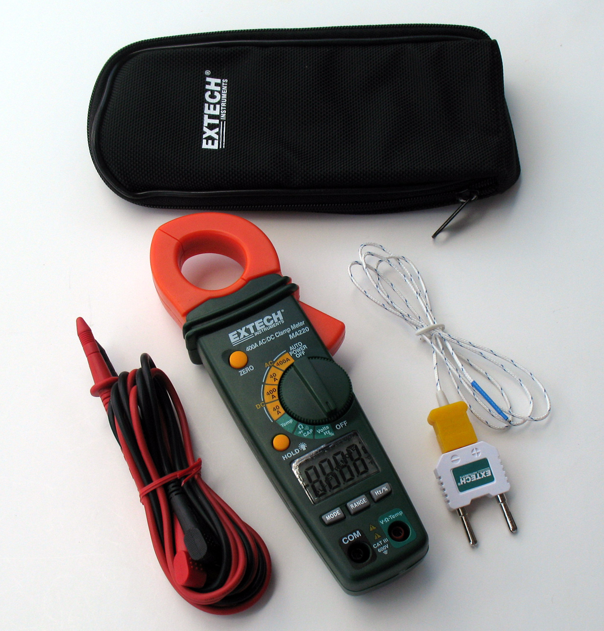 Clamp Meter Accessories : Clamp meter accessories