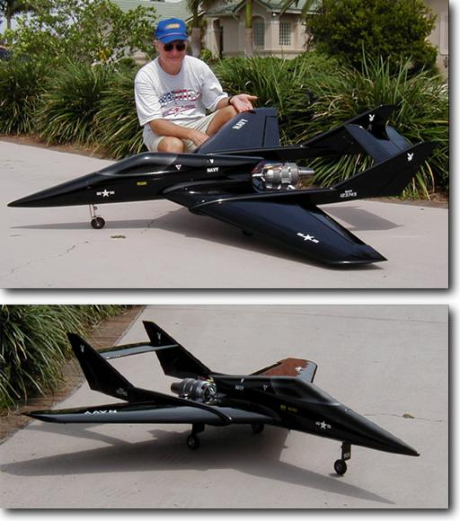 The BobCat Stealth Fighter